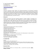 Electronic Resume entrancing resume order of jobs besides helicopter pilot resume furthermore objective for a general resume with comely electronic resume definition also Djf Electronic Resume 11 25 09