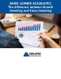 David Lerner Associates: The difference between Growth Investing and Value Investing