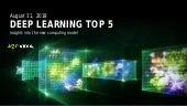 Top 5 Deep Learning and AI Stories - August 31, 2018