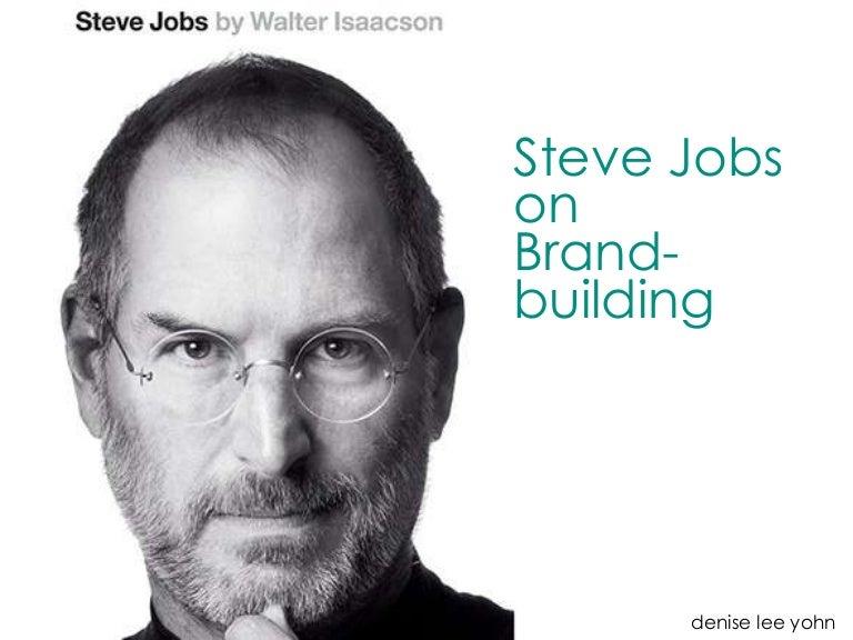 Magnificent Steve Jobs Powerpoint Template Crest Professional