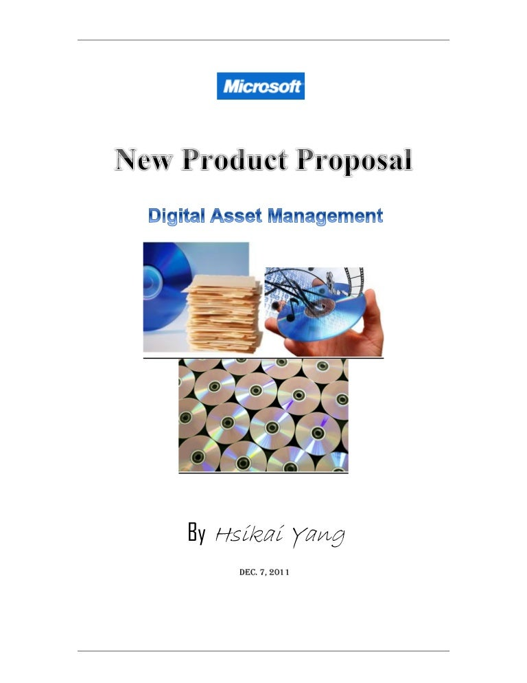 New Product Proposal Template Karlapa Ponderresearch Co