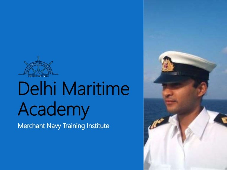 Delhi Maritime Academy - gp rating course