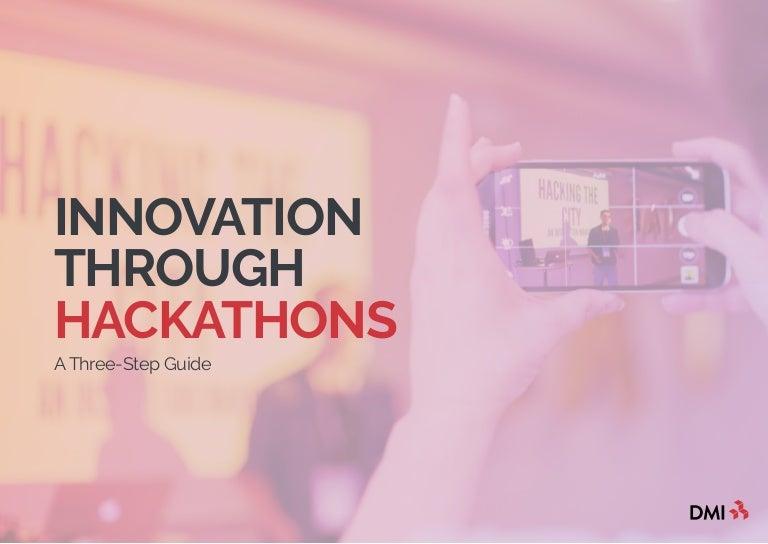 Innovation through Hackathons