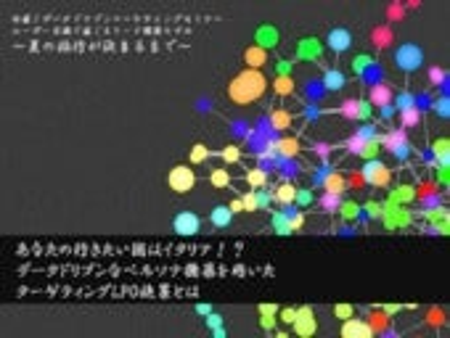 【DMP x LPO ABテスト】パブリックdmpを用いたデータドリブンペルソナ構築