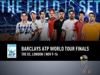 ATP World Tour Finals - London