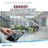 Energy Management Systems: Recommendations for decision makers