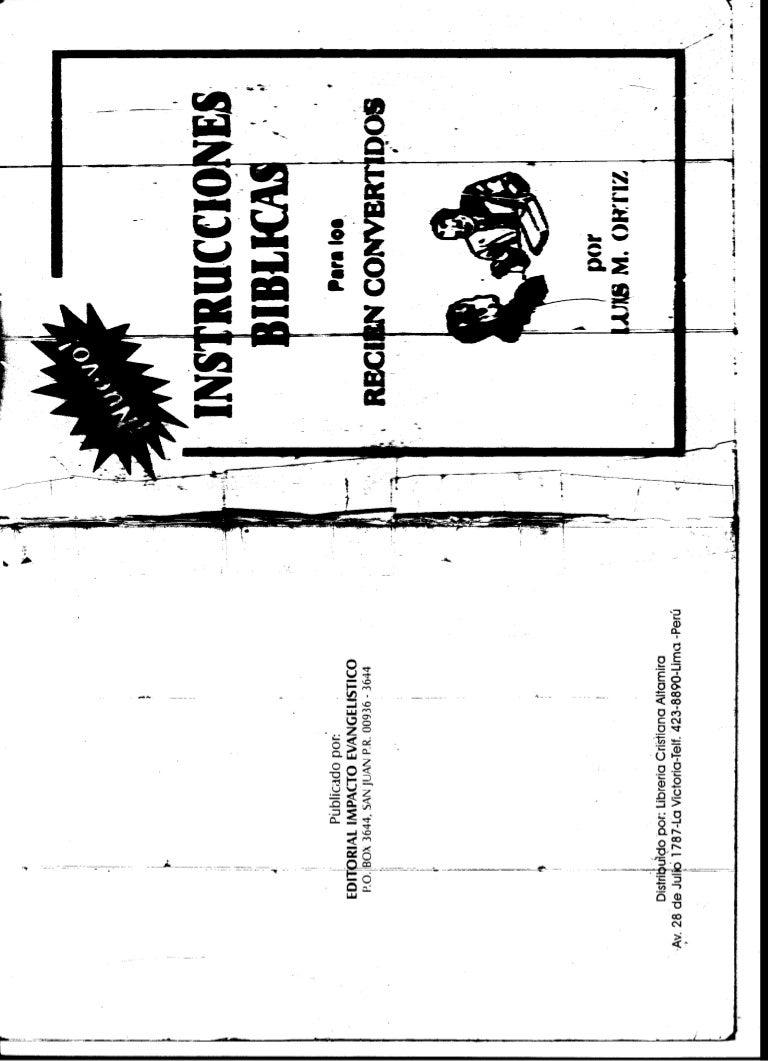 libro de doctrina luis m ortiz pdf