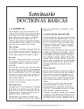 Doctrinas Basicas Sei