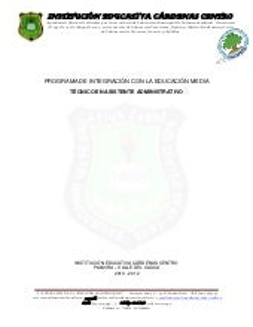 Documentos IntregracióN Sena 2010