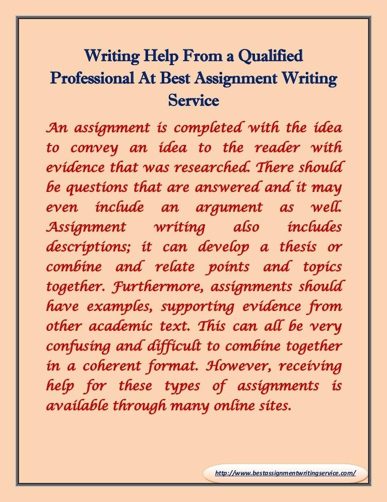 Dissertation helps business to work online