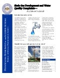 PA Auditor General's Shale Gas Development and Water Quality Complaints - A Citizen's Guide