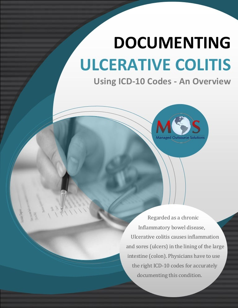 Documenting Ulcerative Colitis Using Icd 10 Codes An Overview