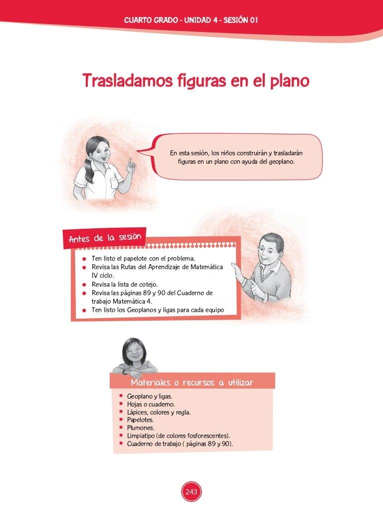 Documentos primaria-sesiones-unidad04-cuarto grado-matematica-4g-u4-m…