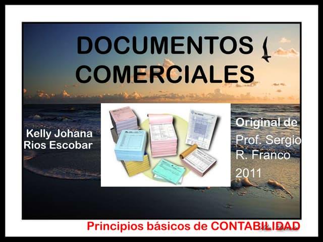 Documentos comerciales 02
