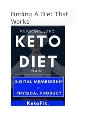 K E T O - D I E T - Piani dietetici KETO personalizzati di KETO FIT