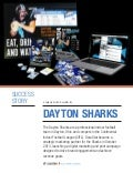Dayton Sharks Professional Indoor Football Marketing Success Story
