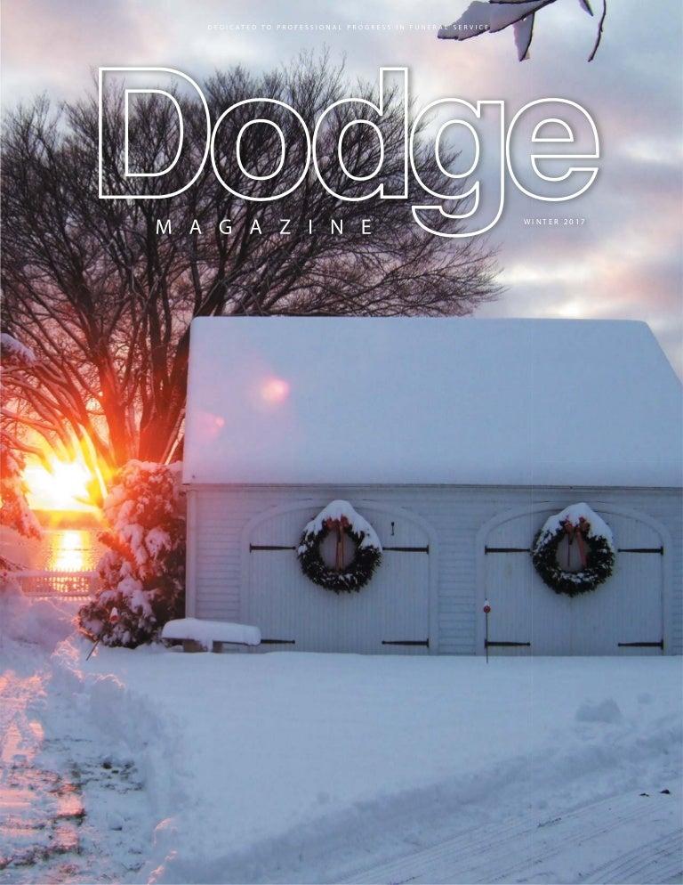 Revista Dodge Invierno 2017