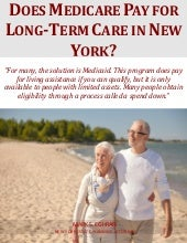 Does Medicare Pay for Long-Term Care in New York
