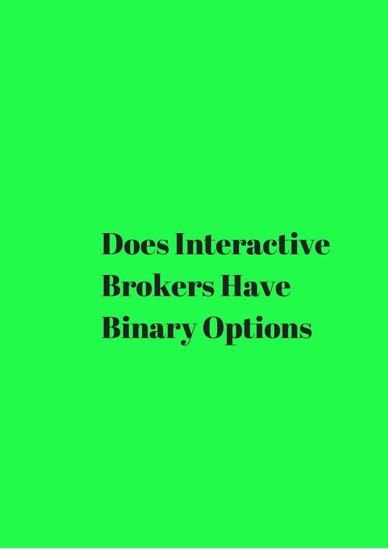 Do i have to pay tax on binary options