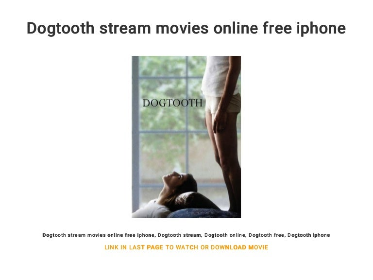 Dogtooth Stream