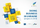 Doing Business in Ukraine (progress in 2018)