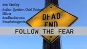 #FollowTheFear: Do Things That Scare You