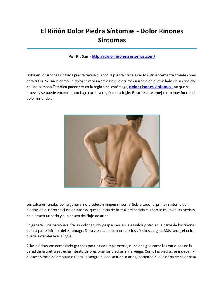 síntomas de dolor de vejiga