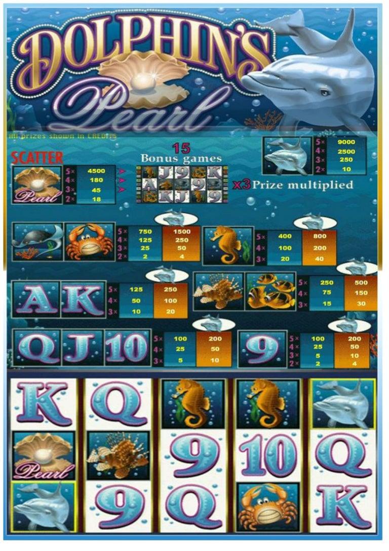 Dolphin Pearls Gaminator