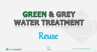 Grey Water Treatment | LinkedIn