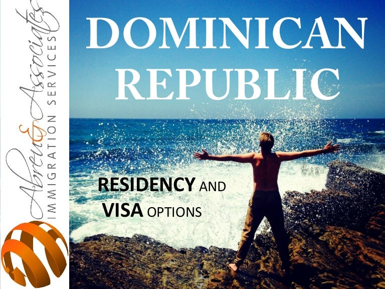 Dominican Republic Immigration Presentation