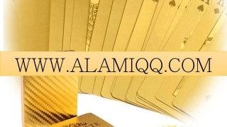 Domino Game Online - AlamiQQ.com