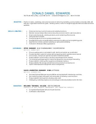 best sample job resume with work experience mr sample resume qN aEfzs SlideShare