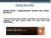 Dentist In Doral