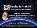 Dosha prakruti in astrology