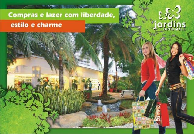 Jardins Open Mall