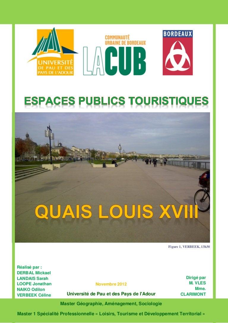 Dossier Bordeaux Quais Louis Xviii