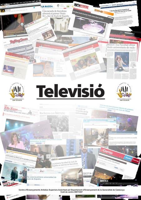 Dosier de Prensa 2015 - ESM JAM SESSION