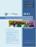 Dot net team model booklet