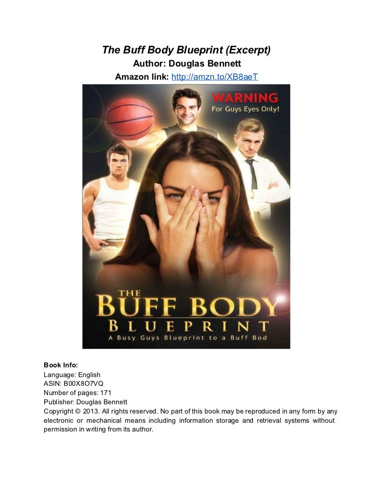 Douglas bennett the buff body blueprint excerpt malvernweather Images