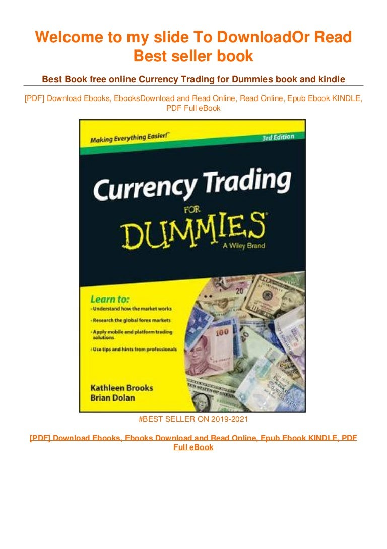 Free [DOWNLOAD IN ~*PDF Currency Trading for Dummies ~^EPub]
