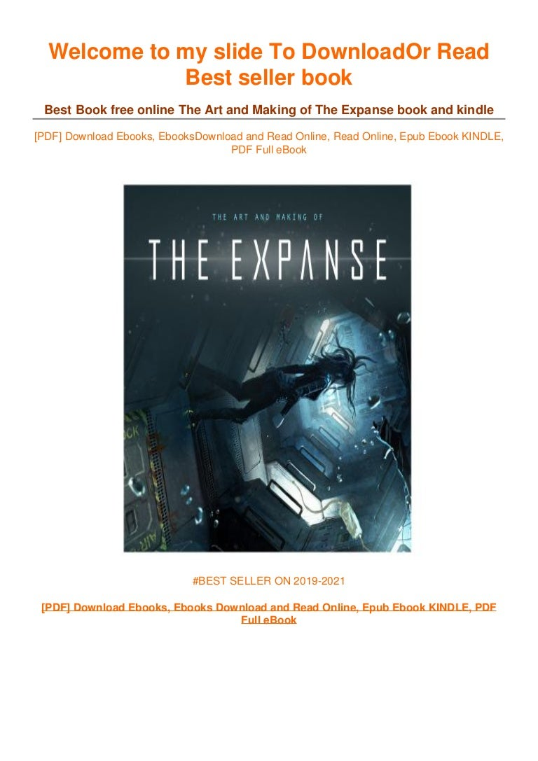 Free [DOWNLOAD IN ^PDF The Art and Making of The Expanse #^EPub]