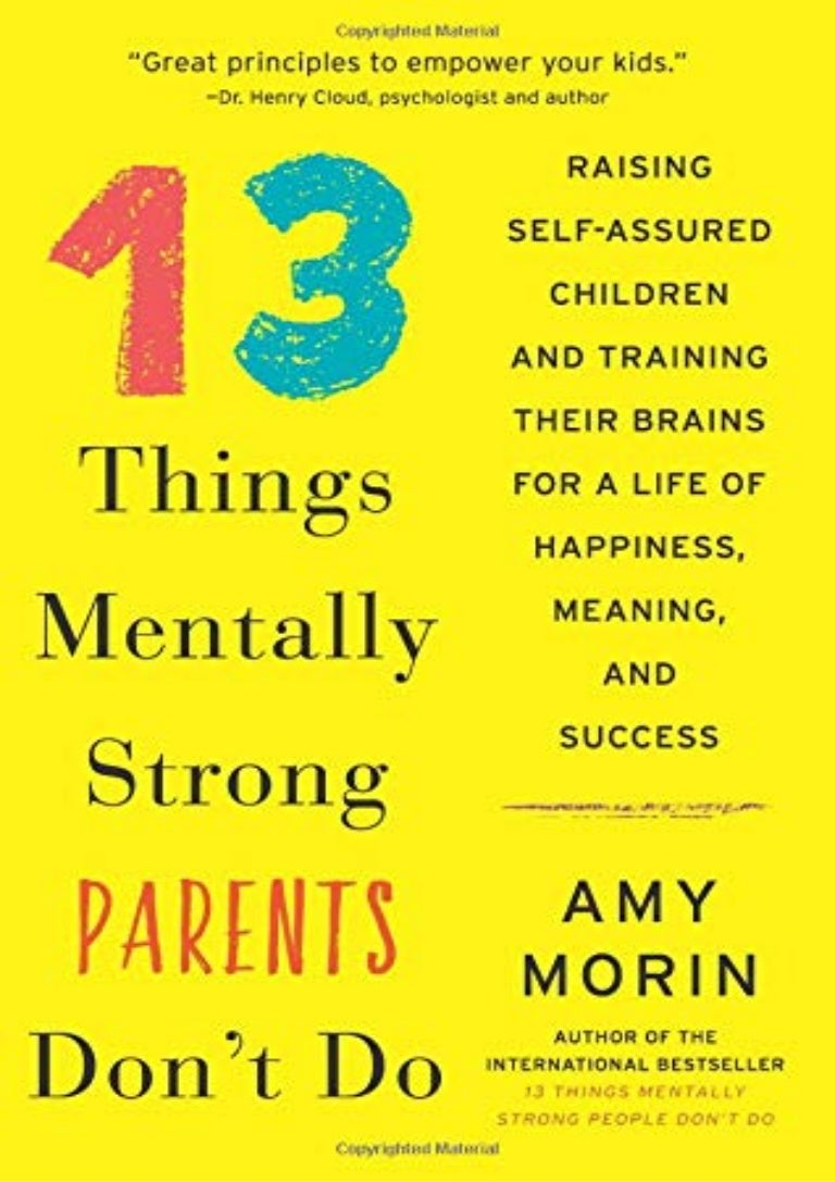 13 Things Mentally Strong People Don't Do PDF Free Download