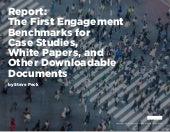 Report: Engagement Benchmarks for Downloadable Content