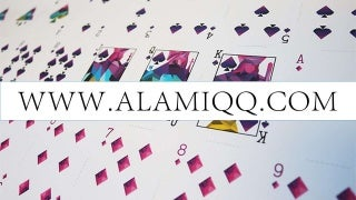 Download Bandarq Online - AlamiQQ.com
