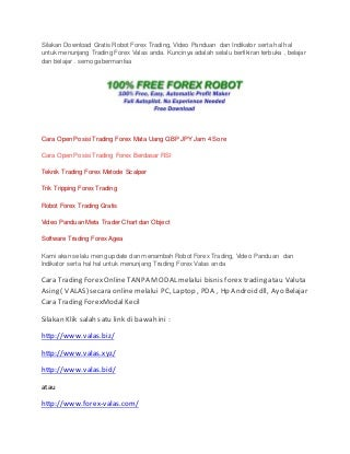 judi online tanpa modal duit gratis