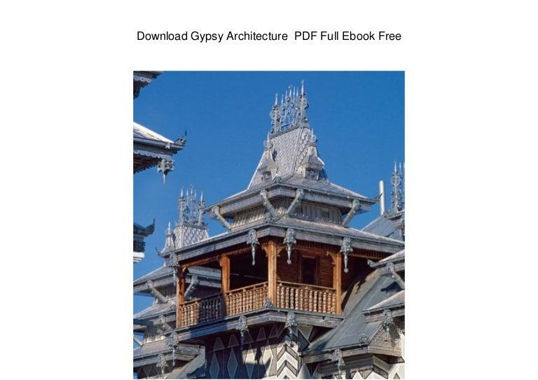 download gypsy architecture pdf full ebook free