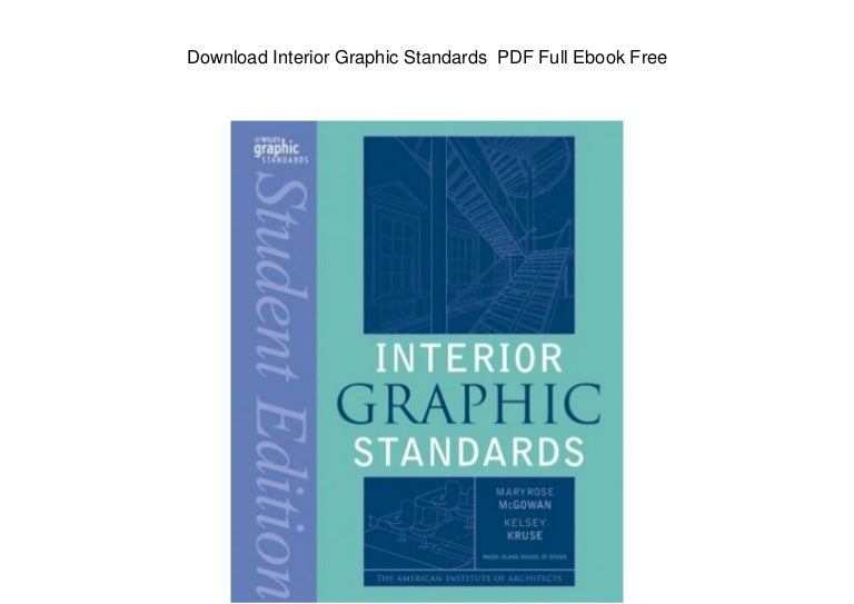 download interior graphic standards pdf full ebook free