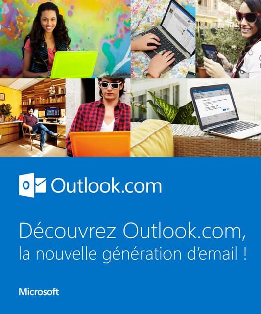 Dossier de Presse Outlook.com