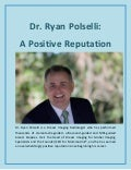 Dr. Ryan Polselli: A Positive Reputation