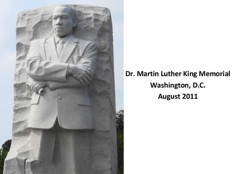 Dr Martin Luther King Jr Memorial Washington D C